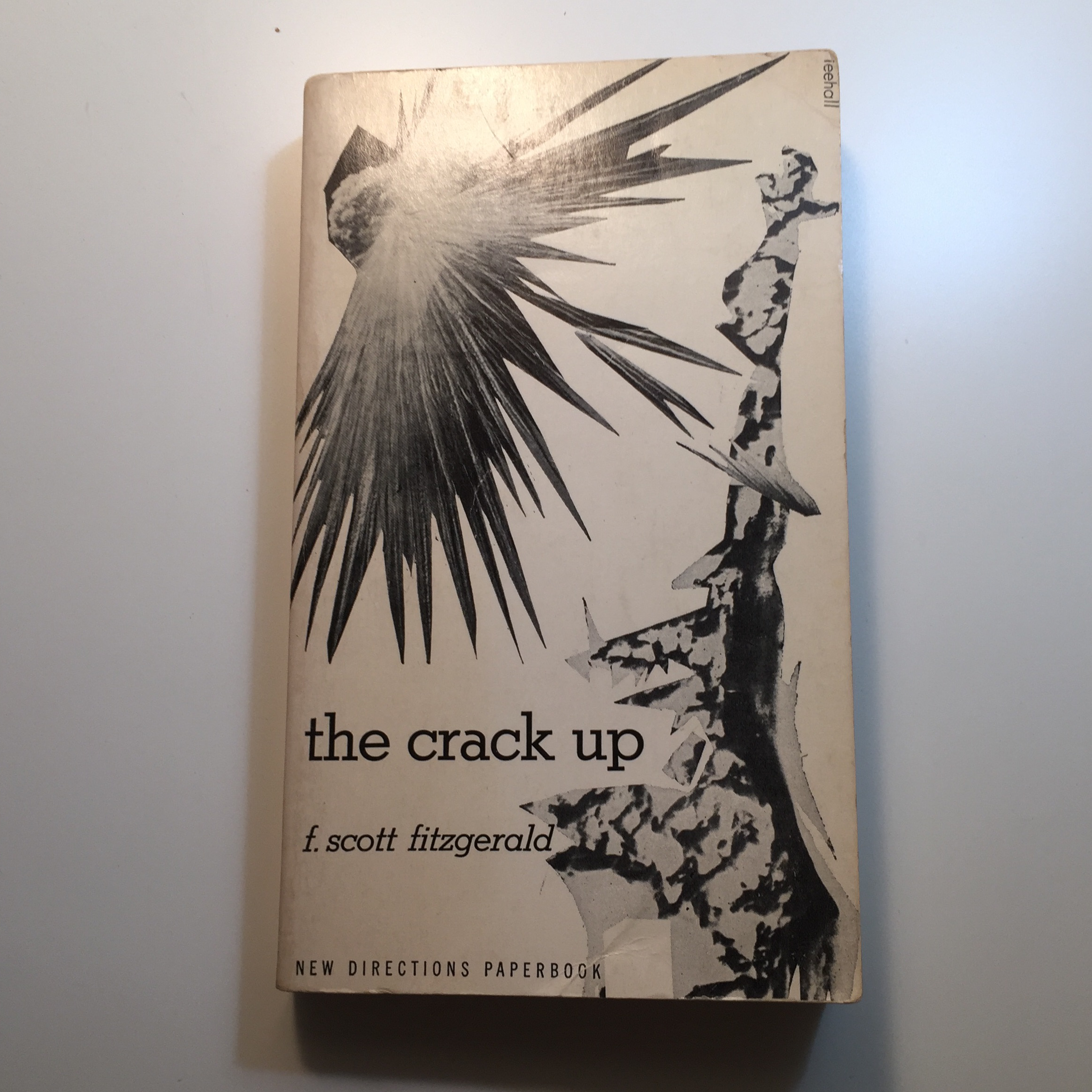 """the crack-up fitzgerald essay The following is an excerpt from the essay """"the crack-up,"""" reprinted from the crack-up, a compilation of articles written by f scott fitzgerald and published in one book by new directions ."""