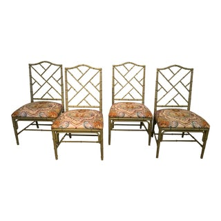 "Lexington Tommy Bahama ""Ceylon"" Dining / Side Chairs - Set of 4"