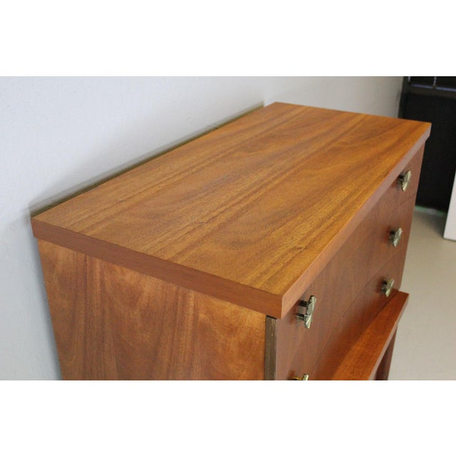 Mid-Century Modern Chest by Bassett - Image 4 of 9