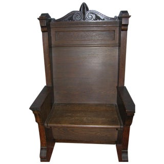 Mother Superior Chair
