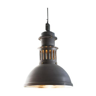 Large Modern Industrial Vented Warehouse Pendant