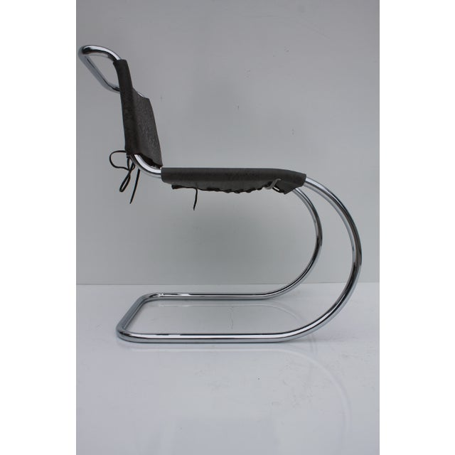 Image of Knoll MR Side Chair By Mies Van Der Rohe
