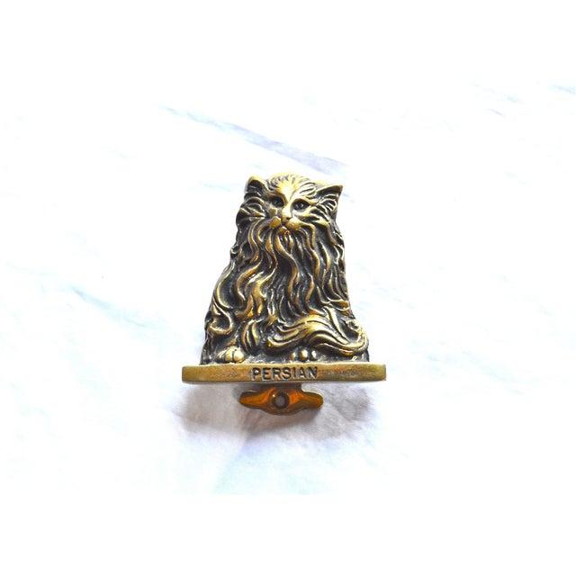 Persian Cat Door Knocker - Image 2 of 10