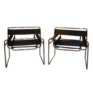 Stendig Wassily Chairs - A Pair
