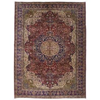 "Turkish Medallion Kayseri Carpet Rug - 6'10"" x 10'2"""