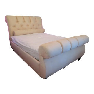 Hollywood Regency Queen Bed