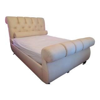 Hollywood Regency Queen Bed