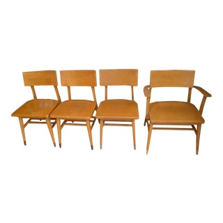 Midwestern Dining Chairs of Rock Maple - 4