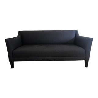Midnight Blue Margot Sofa From Crate & Barrel