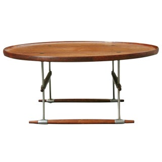 Jens Quistgaard for Nissen Rosewood Cocktail Table