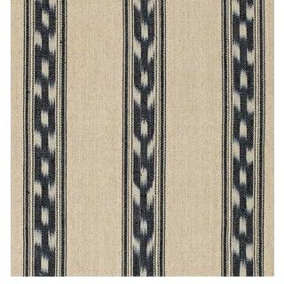 Schumacher Mojave Ikat Stripe Fabric