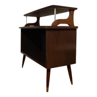 Mid-Century Entry Cabinet