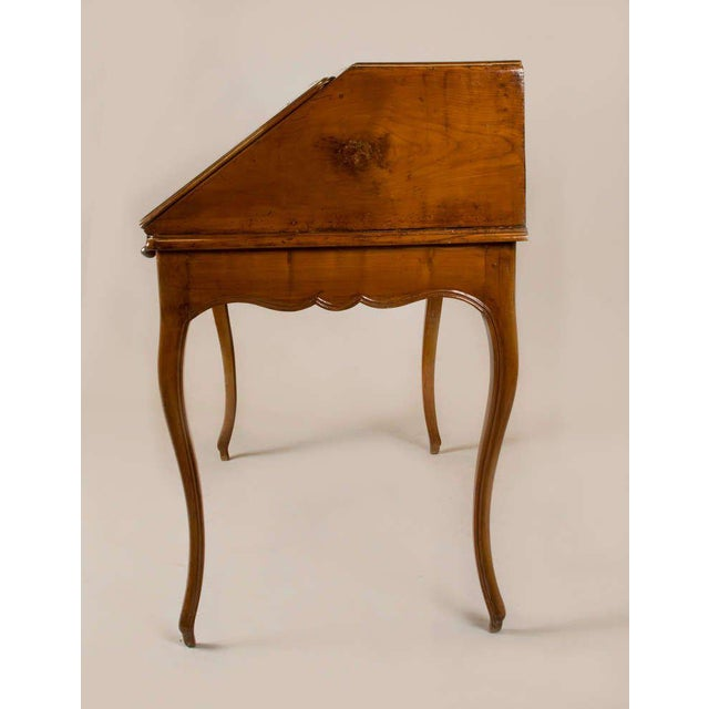 Circa 1825 French Slant Front Writing Desk - Image 3 of 7