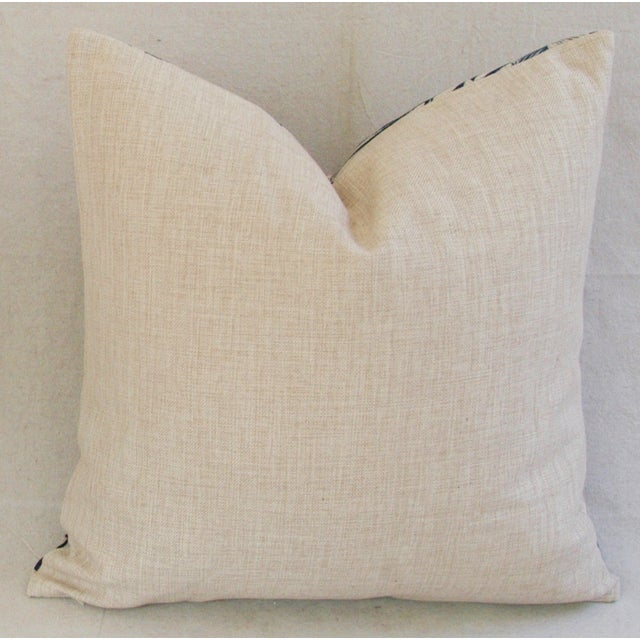 Swans Linen Down & Feather Accent Pillow - Image 4 of 4