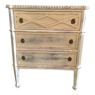 Gustavian-Style Nightstands - A Pair