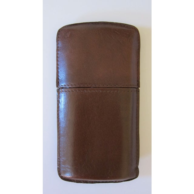 Perry Ellis Leather Cigar Case - Image 4 of 4