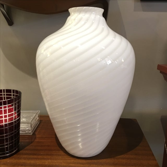 1960's Italian Glass Vase - Image 2 of 5