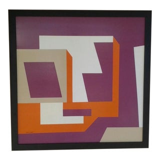 Rick Orr Abstract Acrylic Painting