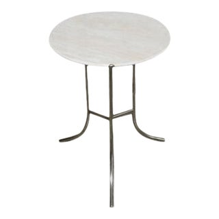 Marble Side Table by Cedric Hartman