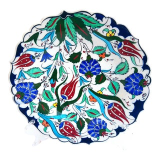 Turkish Hand Made Plate