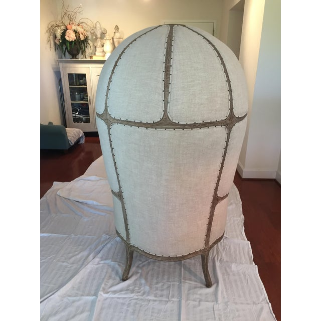 Restoration Hardware Versailles Dome Chair - Image 7 of 10