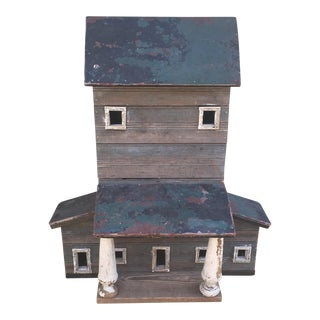 Folk Art Bird House