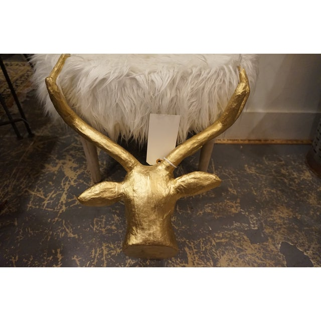 Golden Stag Head - Image 3 of 3