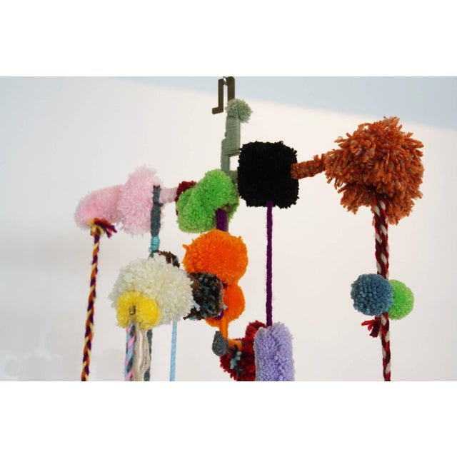 Pom Pom Sculptures - Image 4 of 9