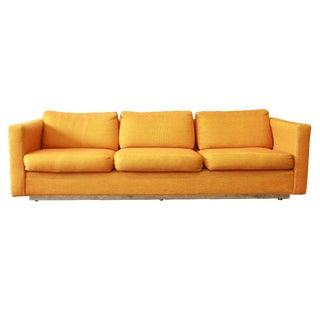 Milo Baughman for Thayer Coggin Floating Sofa