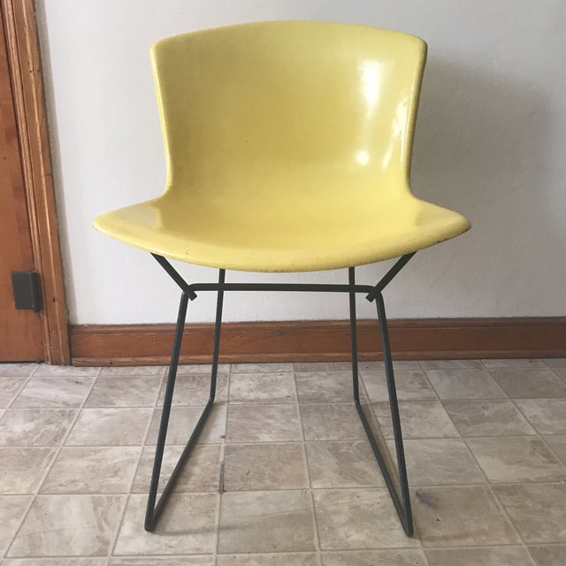 Harry Bertoia Shell Chair Chairish