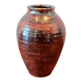 Handmade Studio Pottery Ceramic Stonware Vessel