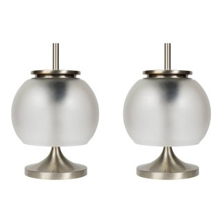 Emma Gismondi for Artemide 'Chi' Table Lamps - A Pair