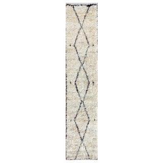 "Moroccan Wool Runner - 2'7"" X 12'"
