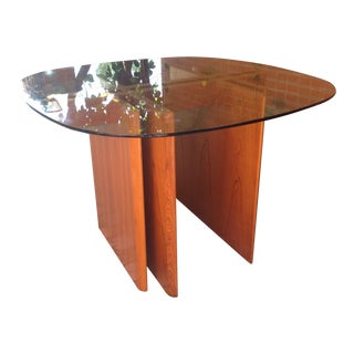 Gustav Gaarde Danish Dining Teak Table