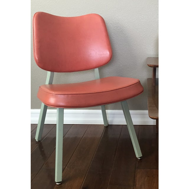 Mid Century Modern Pink Office Chairs A Pair Chairish