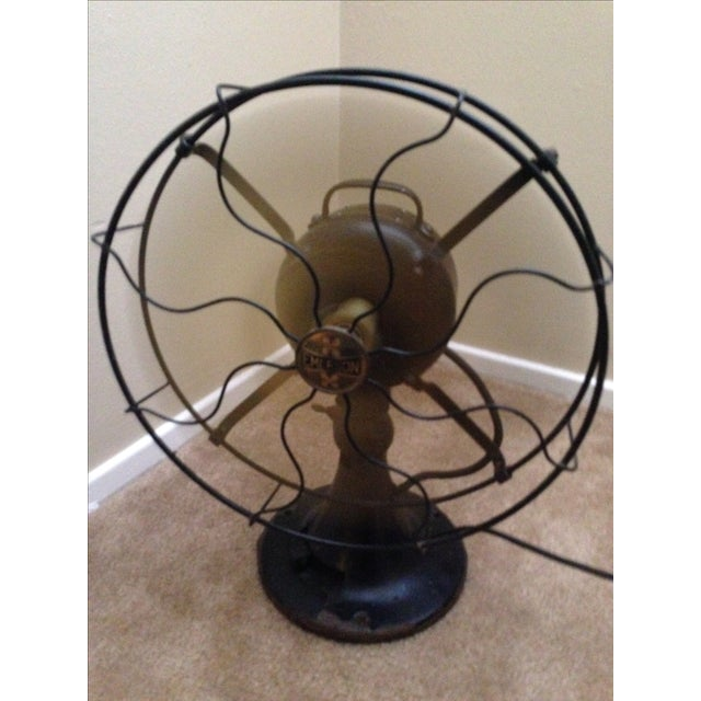 Vintage Emerson Electric Fan - Image 3 of 4