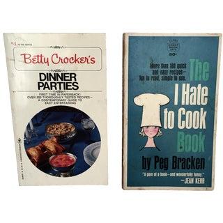 Classic Cookbooks - A Pair