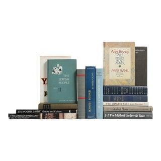 Jewish History & Culture Books- Set of 15