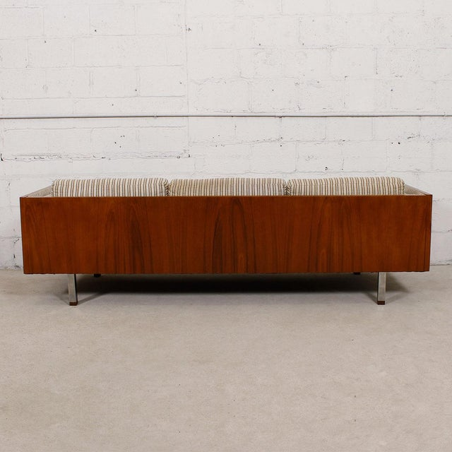 Jydsk of Denmark Interform Collection Teak Case Sofa - Image 2 of 8