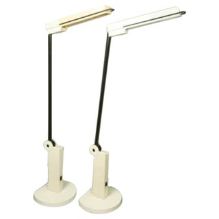 Artemide Alistro Table/Desk Lamps - A Pair