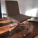 Image of Oatmeal West Elm Office Chair
