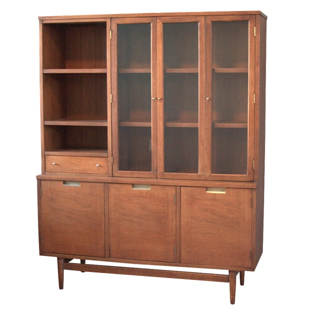 American of Martinsville Mid-Century China Cabinet - Image 1 of 5