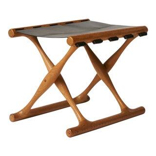 "Poul Hundevad ""Guldhoj"" stool"