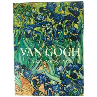 """Van Gogh-A Retrospective"" Art Book-1986"
