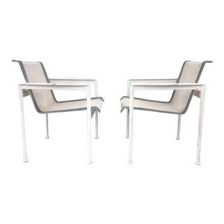 Richard Schultz Knoll Patio Chairs - A Pair