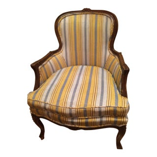 Century Furniture French Style Arm Chair