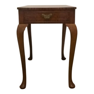 Queen Anne Revival Side Table