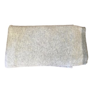 Large Cashmere Throw