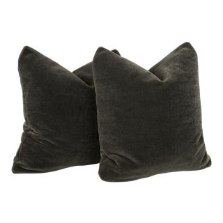 Finest Alpaca Mohair Pillows - A Pair