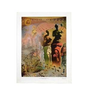 Salvador Dali the Hallucinogenic Toreador Poster Print